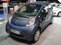 Programme Pilote Voitures Electriques aux Pays-Bas : Peugeot en fait partie avec ses i0n