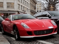 Photo du jour : Ferrari 599 Alonso Edition