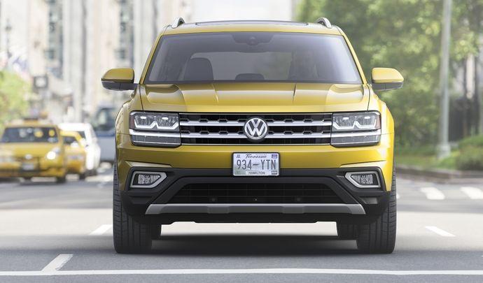 Le Volkswagen Atlas pourrait être vendu en Europe