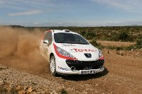 Peugeot Sport présente la 207 RC Rallye