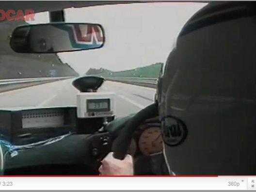 [vidéo] 391 km/h en McLaren F1