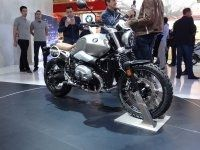 En direct du Salon de Milan 2015 : BMW R NineT Scrambler