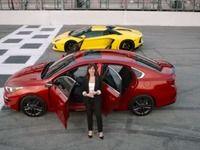 Vidéo - Kia compare sa nouvelle compacte Forte à une Lamborghini