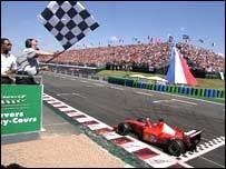 F1: profitez du dernier GP de Magny Cours