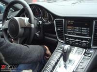 Porsche Panamera : l'intérieur en détails et la première bande-annonce
