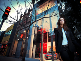 Une vitrine pour Citroën au Brésil