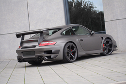 Techart GT Street R, 660 ch pour la Porsche 911 Turbo
