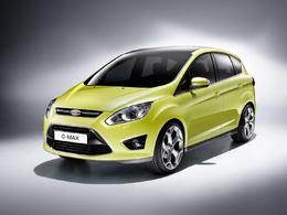 Ford assemblera ses C-Max hybrides dès 2013 en Espagne