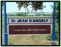 GP de France à St Jean d'Angely : le paddock est prêt !