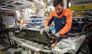 Volvo : accord à plusieurs milliards de dollars pour les batteries