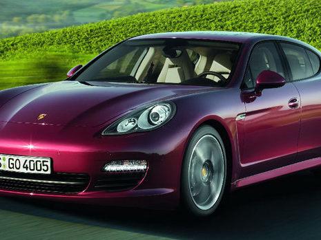 La Panamera devient la Porsche la plus vendue aux Etats-Unis