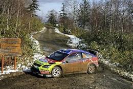 WRC Japon Jour 1 : Hirvonen dans le chaos