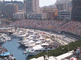F1 - GP de Monaco : faute d'avion, on s'y rend en voiture