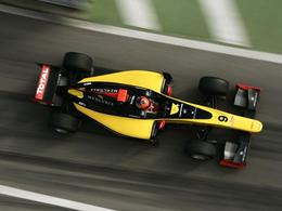 GP2 Asia - Imola : Romain Grosjean encore en pole