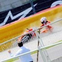 Moto GP - Italie D.1: Stoner a encore mordu la poussière