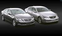 Lexus espère vendre plus de LS 600h en Europe qu'aux USA