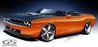 SEMA Show: le show Dodge Challenger continue...