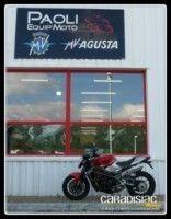 Une nouvelle concession MV Agusta ouvre à Seynod (74) près d'Annecy