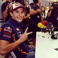 MotoGP - Márquez : « cette saison m'aura appris beaucoup de choses »