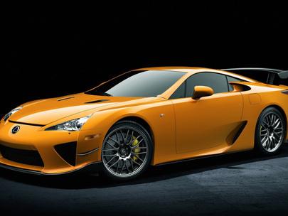 Lexus LFA Nürburgring Edition : cette fois, elle est vraiment chère