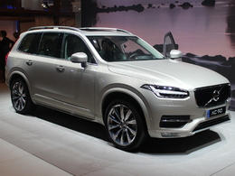 Volvo a comme objectif de vendre 2 000 XC90 en France en 2015