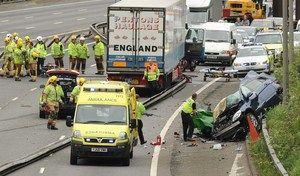 Royaume-Uni : la prison à vie pour les tueurs sur la route