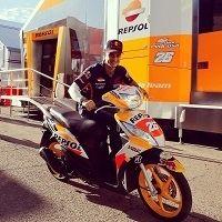 MotoGP - Pedrosa : « je suis heureux parce que j'ai gardé la même attitude et les mêmes valeurs »
