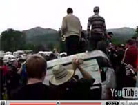 La vidéo stupide du jour: VW GTI meeting Wörthersee 2007