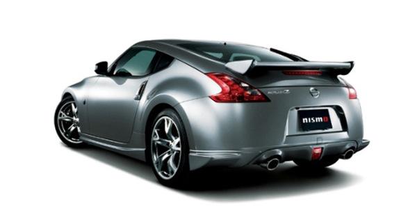 Future Nissan 370Z : le kit Nismo déjà là