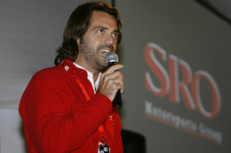 Stéphane Ratel évoque le nouveau championnat du monde GT1