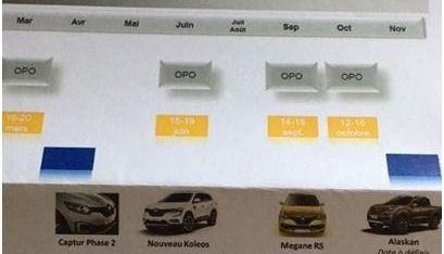 Renault Mégane 4 RS : elle nous donne rendez-vous le 14 septembre