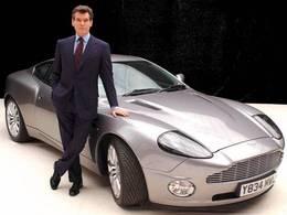 50 voitures de James Bond réunies