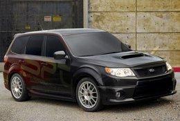 Sema 2008 : Subaru Forester XTi
