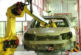 Crise : PSA ferme l'usine La Janais de Rennes durant un mois.