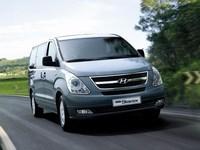 Nouveau Hyundai H1 (Starex) / Photos