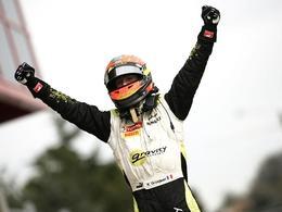 GP2 Asia Imola Course 1 : Grosjean de bout en bout, Bianchi, 3e, reste en lice