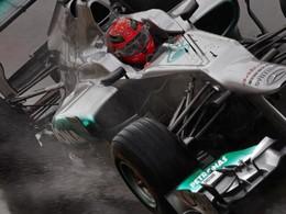 Schumacher: 2e sportif le plus riche de l'histoire