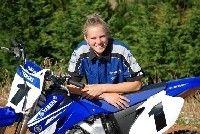 MX : Katherine Prumm signe avec Yamaha