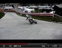 Supermotard 2011, le team Luc1 en vidéo à l'Alpe d'Huez.
