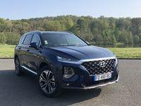 Essai vidéo - Hyundai Santa Fe 2019 : sans ta fée pas de magie