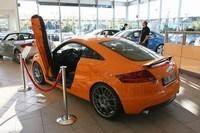 Audi TT par HPA Motorsports = 550ch