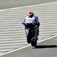Moto GP - Italie D.2: Lorenzo en solitaire