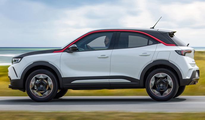 Les Corsa et Mokka OPC sont au programme d'Opel