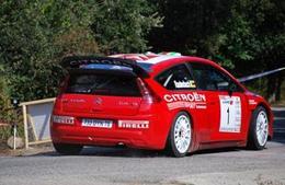 WRC : 5 Citroën C4 WRC en 2009 ?