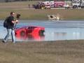 Vidéo : une Lamborghini Gallardo de 2000 ch fait une sortie de route