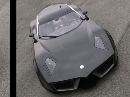 SVS Codatronca: l'imminente version roadster