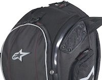 Alpinestars Protection Pack: dorsale inside.
