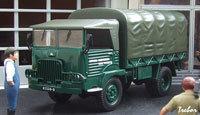 Miniature : 1/43ème - SIMCA Cargo 4x4