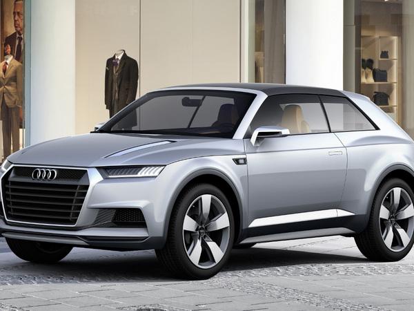 Audi : ce sera finalement le Q1