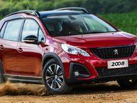 Peugeot 2008: un restylage, mais pas pour nous